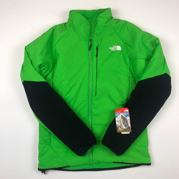 hot product official supplier great look The North Face Men Ventrix Jacket, Green/Black, M NWT